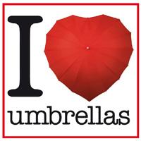 I love umbrellas