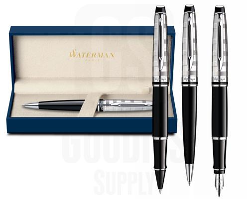 Luxe pennen, Parker, Waterman en Rotring